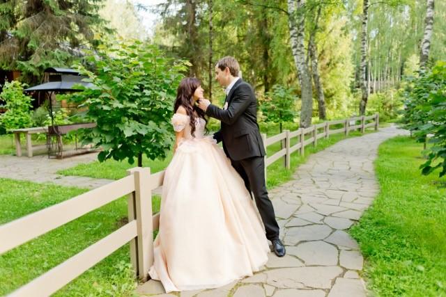 Свадьба в доме отдыха в подмосковье